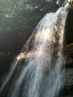 暑、涼、滝